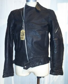 70's Belstaff Leather Jacket CRUSADER