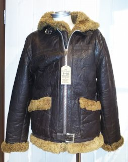 CUBAIAN IRVIN type Sheepskin Flight jacket