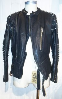 German Stads Leather Jacket