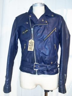 French SEGURA Riders Leather Jacket