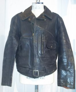 50's Hercules D pocket Double Riders Jacket