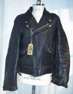 60's MASCOT Double riders jacket