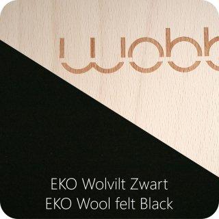 Wobbel XL (ブラック・フェルト)