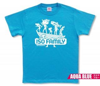 磯のファミリー Tシャツ