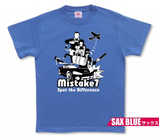 ミステイク7 Tシャツ