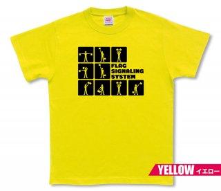 手旗LOVE Tシャツ