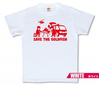 金魚すくい Tシャツ