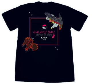 EAGLE TOKYO  GalaxyBallA&ET Pink