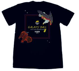 EAGLE TOKYO  GalaxyBallA&ET Yellow
