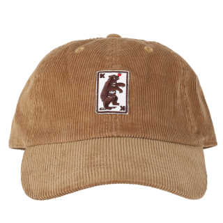Corduroy_ Baseball_Low_Camel<img class='new_mark_img2' src='https://img.shop-pro.jp/img/new/icons2.gif' style='border:none;display:inline;margin:0px;padding:0px;width:auto;' />