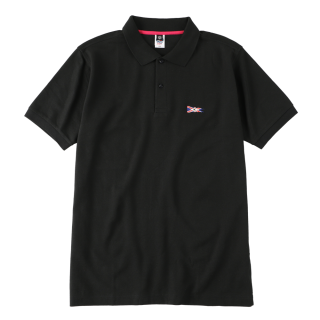 Classic UK Flag Polo_Black<img class='new_mark_img2' src='https://img.shop-pro.jp/img/new/icons14.gif' style='border:none;display:inline;margin:0px;padding:0px;width:auto;' />