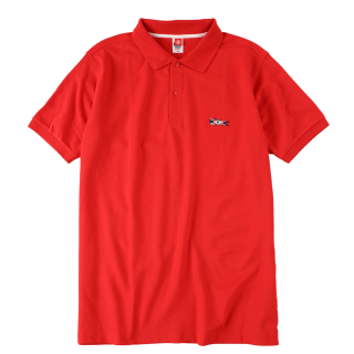 Classic UK Flag Polo_Red<img class='new_mark_img2' src='https://img.shop-pro.jp/img/new/icons14.gif' style='border:none;display:inline;margin:0px;padding:0px;width:auto;' />