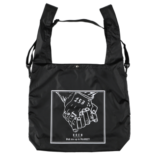 THE HAND ECO BAG_Black<img class='new_mark_img2' src='https://img.shop-pro.jp/img/new/icons12.gif' style='border:none;display:inline;margin:0px;padding:0px;width:auto;' />