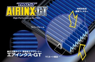 【HONDA】純正交換タイプエアクリーナー(GReddy AIRINX GT)