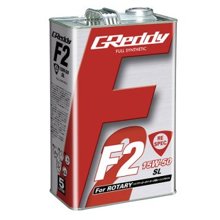 F2 RE-SPEC 15W-50  SL-CF FULL SYNTHETIC BASE