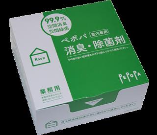 mirax ペポパ 消臭・除菌剤【室内専用】