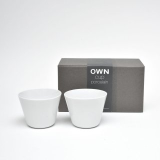 OWN cup / ギフトセット 2個入