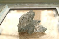 ヒマラヤ・メル・クリスタル(インドヒマラヤ)原石 クローライト・インクルーズ 52g