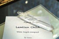 新*エナジャイズド『Lemlian Child』ピュアレイ原石 26g