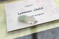 エナジャイズ「Lemlian Child」マダガスカルグリーンファントム・ミニ原石 6g