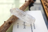 「ソフィアの雫」トライゴーニックHigh Qualitミニ原石「水」33g