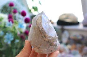 Revise!(お値引き)30%off! ホワイトアンフィボルガーデンクォーツ原石