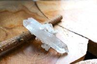 GATエナジャイズド・アーカンソー水晶原石「宇宙船」DTカテドラル33g