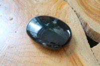 ブラックオブシディアン(メキシコ)磨き 132g-B
