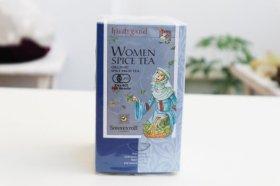 ヒルデガルト「女性のためのお茶」