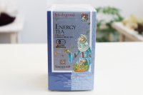 ヒルデガルト「エネルギーのお茶」