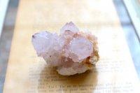 南アフリカ産スピリットアメジスト(カクタスアメジスト)原石 116g