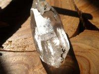 ガネッシュヒマール産水晶原石 Mother and Child セルフヒールド105g