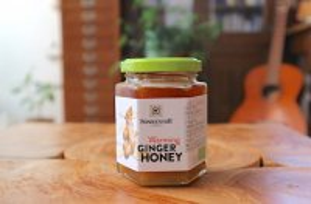 ゾネントア「Honey & Ginger」ジンジャーはちみつ 230g