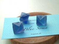Blue Soma エナジャイズド ブルーフローライト原石 8-9gニューメキシコ産