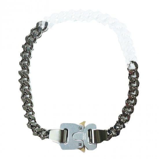 1017 ALYX 9SM / METAL AND NYLON CHAIN NECKLACE