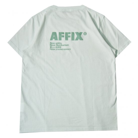 AFFIX / STANDARDISED LOGO T-SHIRT