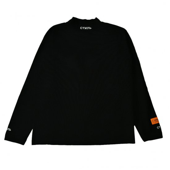 HERON PRESTON / LS TURTLENECK CTNMB