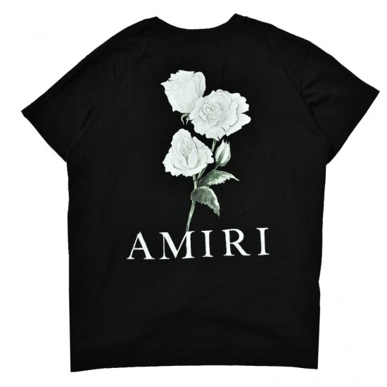 AMIRI / FLOWERS TEE