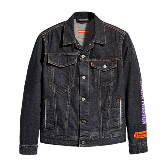 HERON PRESTON / LEVI'S TRUCKER JACKET