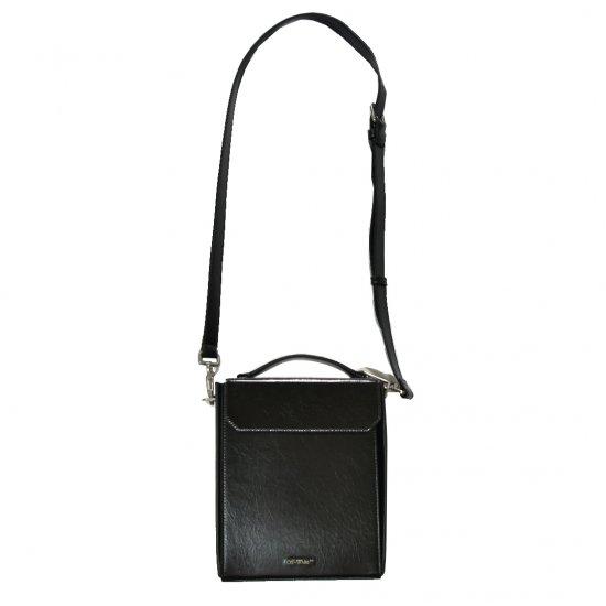 OFF-WHITE c/o VIRGIL ABLOH™ / VINTAGE LEATHER BOX BAG