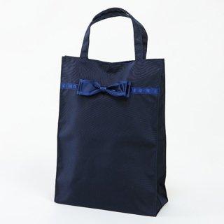 A4ファイル用縦型トートバッグ(雨の日にも便利)