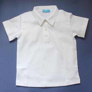 半袖ポロシャツ・白 入荷しました!