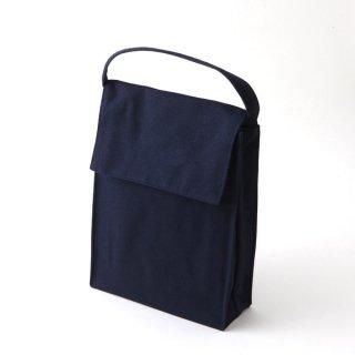 シューズバッグ(男女兼用 紺・無地)