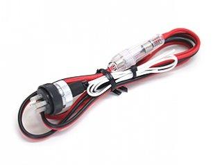 トランスバーター用電源ケーブル 4P
