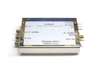 5600MHz帯トランスバーターユニット−1E