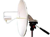 5.6GHz帯 高性能パラボラアンテナ 40cm