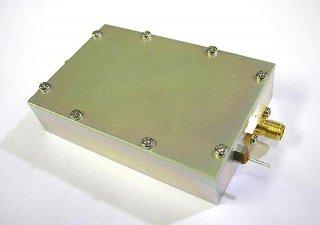 10GHz帯 パワーアンプ ユニット PW1012D