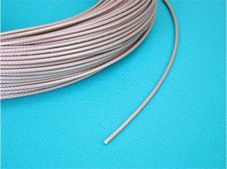テフロン同軸ケーブル RG316/U 銀メッキ線 HUBER+SUHNER