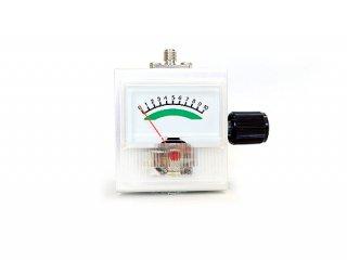 簡易型 電界強度計 SMAJ端子 アンテナ付