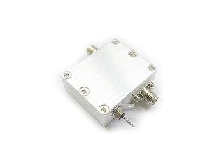 広帯域インピーダンス変換器 (FETプローブ)ゲイン10dB  1MΩ→50Ω